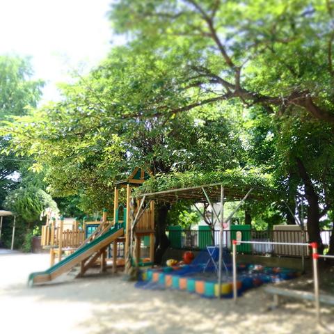 園庭・遊具